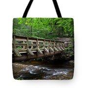 Scenic Passageway Tote Bag