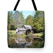 Scenic Reflections Tote Bag