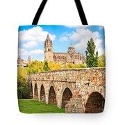 Scenic Salamanca Tote Bag