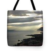 Scenic Switzerland Tote Bag