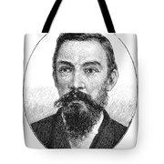 Schalk Willem Burger (1852-1918) Tote Bag