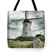 Schellemolen Windmill Tote Bag