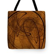 Schizophrenia Of Modern Ethical Theories  Tote Bag by Jeff Iverson