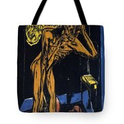 Schlemihls In The Loneliness Of The Room Tote Bag