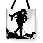 Schmidt The Hunter Tote Bag