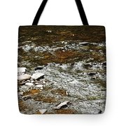 Schoharie Creek Lexington New York Catskill Mountains Tote Bag