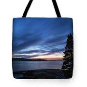 Schoodic Peninsula Acadia Tote Bag by John Greim