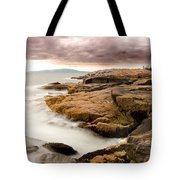Schoodic Point 6041 Tote Bag