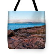 Schoodic Point 8414 Tote Bag