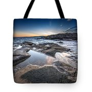 Schoodic Reflections Tote Bag