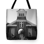 School House Tote Bag