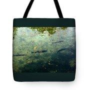 School Of Fish Tote Bag