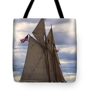 Schooner Virginia Tote Bag