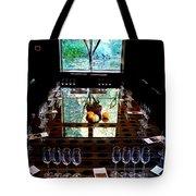 Schramsberg Private Wine Tasting Room Tote Bag by Jeff Lowe