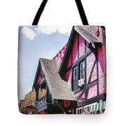 Schroon Lake Shops Tote Bag