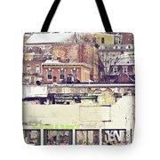 Schuylkill Scenery Tote Bag