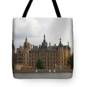 Schwerin Castle Front Aspect Tote Bag