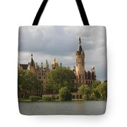 Schwerin Palace - Germany Tote Bag