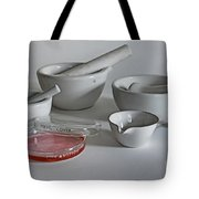 Science Class Tote Bag
