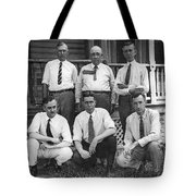 Scientists To Defend Scopes Tote Bag