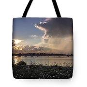 Scituate Harbor Ma Tote Bag