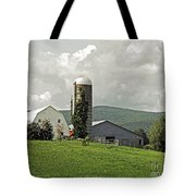 Scoharie New York Farm Tote Bag