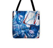 Scoob And Kane Tote Bag by The Styles Gallery