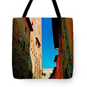 Scorched By The Sun Tote Bag