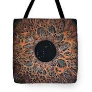 Scorpio Eye Constellation Tote Bag