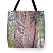 Scorpion Tree Tote Bag