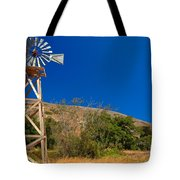 Scorpion Windmill Tote Bag
