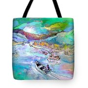 Scotland 24 Tote Bag