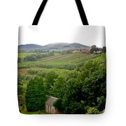 Scottish Countryside Tote Bag