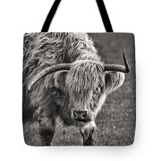 Scottish Highland Cow Tote Bag