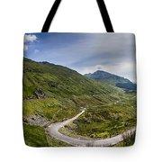 Scottish Highlands Landscape Tote Bag