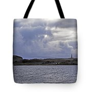 Scottish Storm Tote Bag