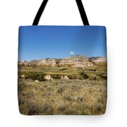 Scotts Bluff National Monument - Scottsbluff Nebraska Tote Bag