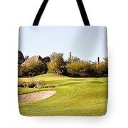 Scottsdale Golf Tote Bag