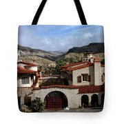 Scotty's Castle Tote Bag