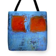Scratched Tote Bag