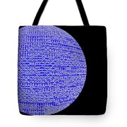 Screen Orb-05 Tote Bag