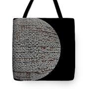 Screen Orb-06 Tote Bag