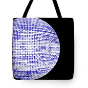 Screen Orb-09 Tote Bag