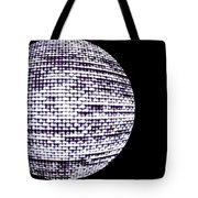 Screen Orb-14 Tote Bag