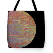 Screen Orb-17 Tote Bag