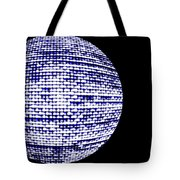 Screen Orb-18 Tote Bag