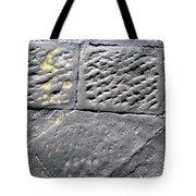 Screwed Between Stones Of Firenze Tote Bag