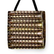 Screws Lined Up Iphone Case Tote Bag
