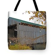 Scribner Bridge 2 Tote Bag