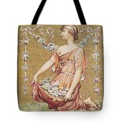 Scribners Fiction Number 1895 Tote Bag